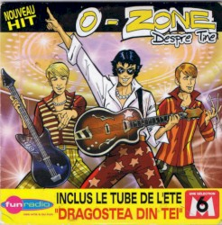 O-Zone - Dragostea Din Tei (Original Romanian Version)